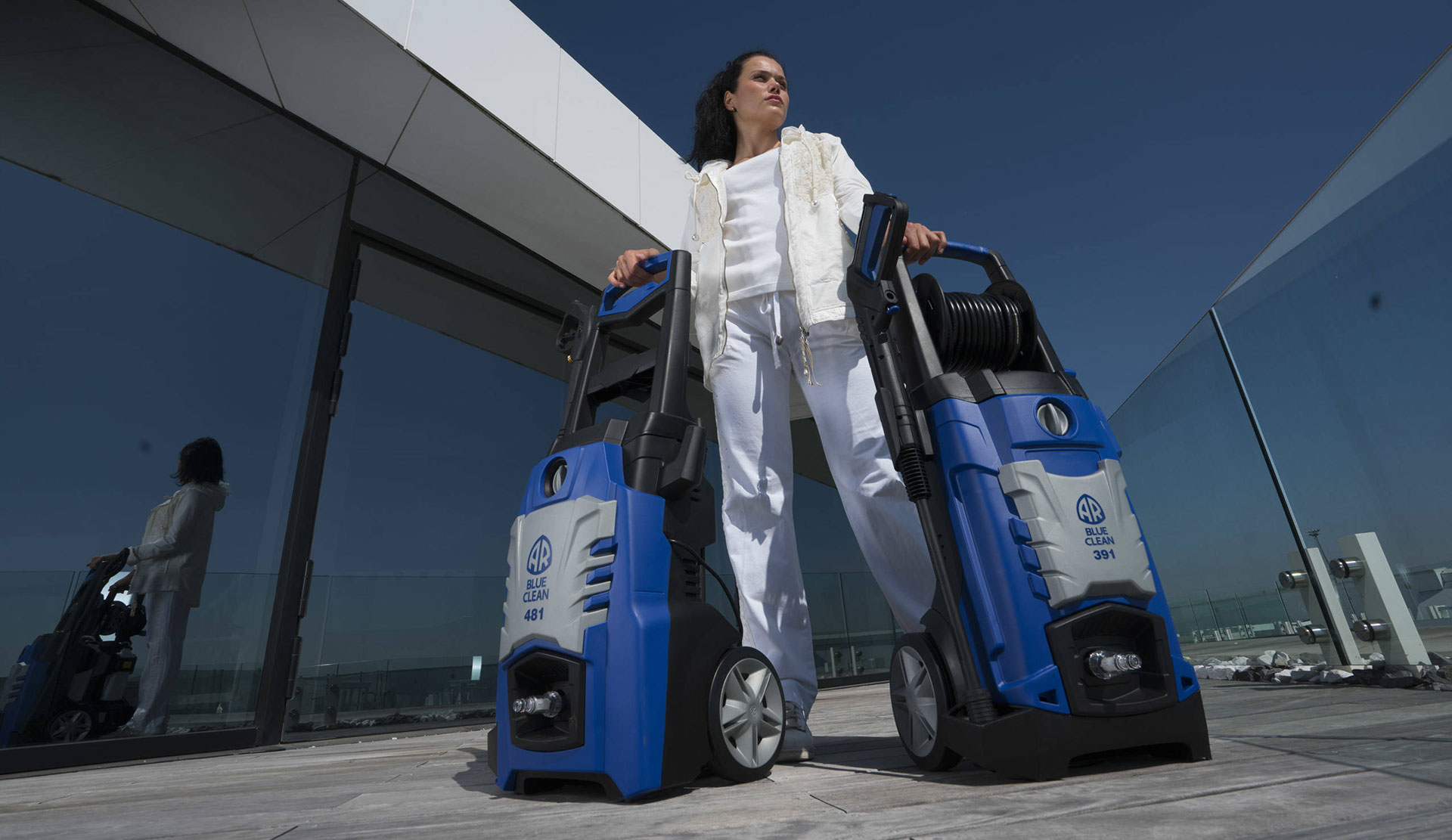 Annovi Reverberi Cleaning Machines