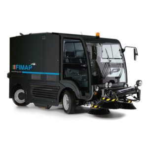 Fimap Floor Sweeper FIMAP4 Twin Action