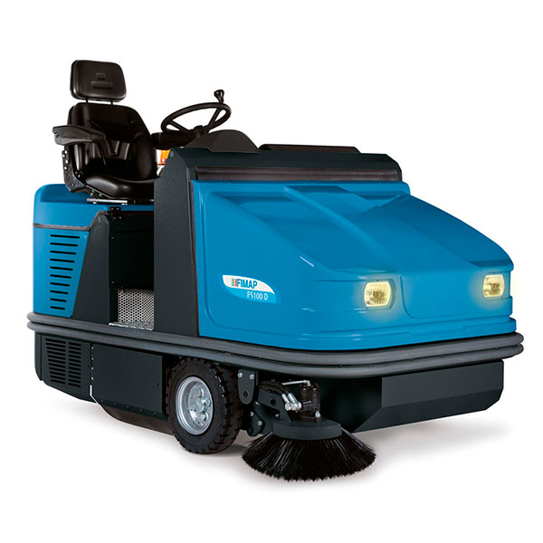 Fimap Floor Sweeper FS 100-120
