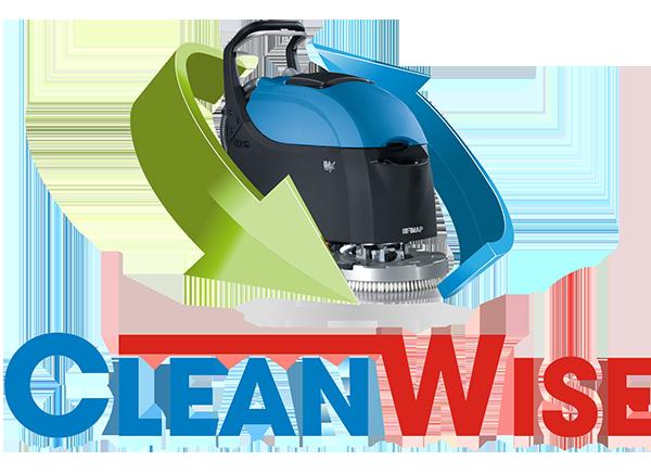 CleanWise SA Home Hero Logo