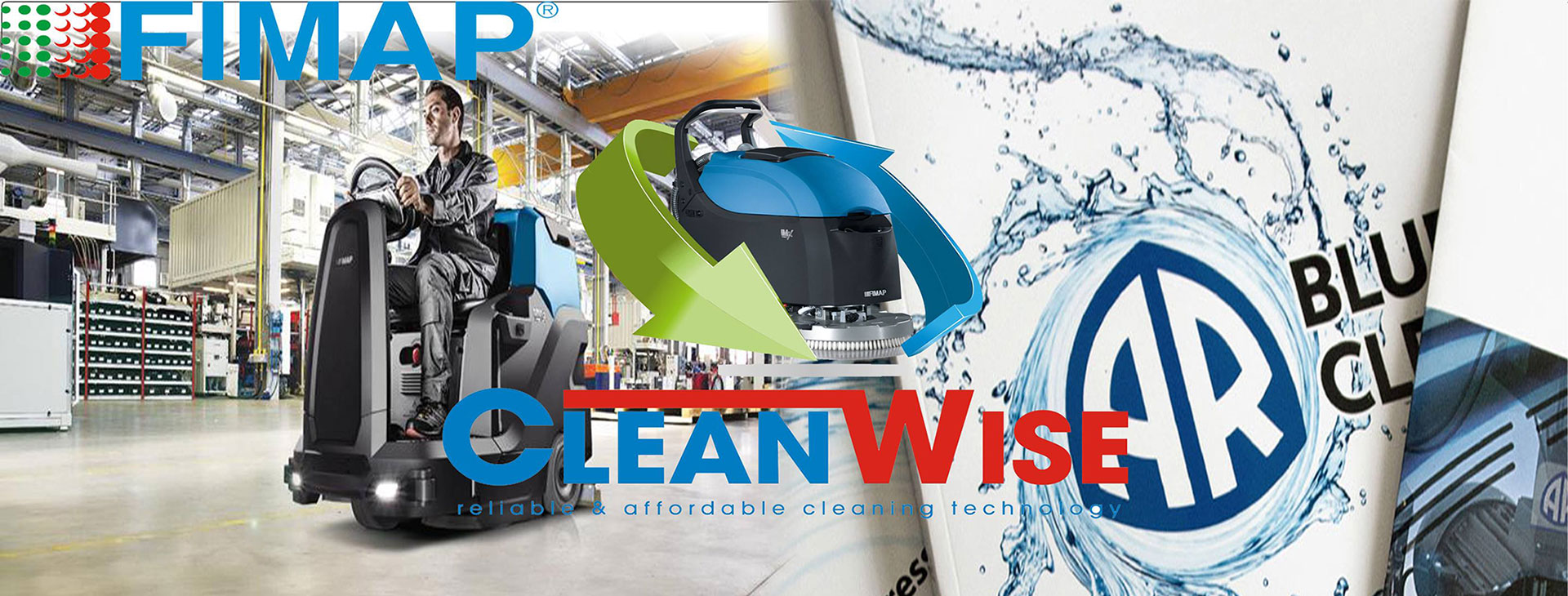 About CleanWise SA Hero
