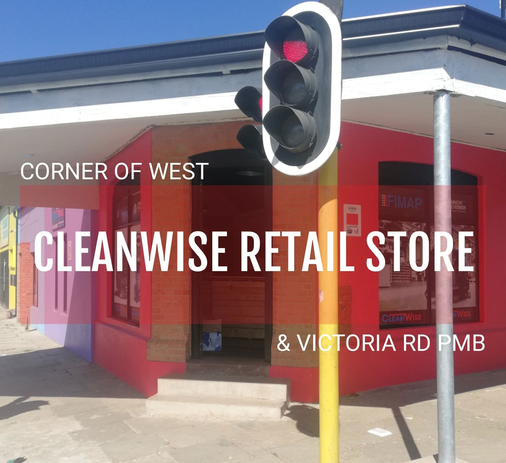 CleanWise SA Retail Store